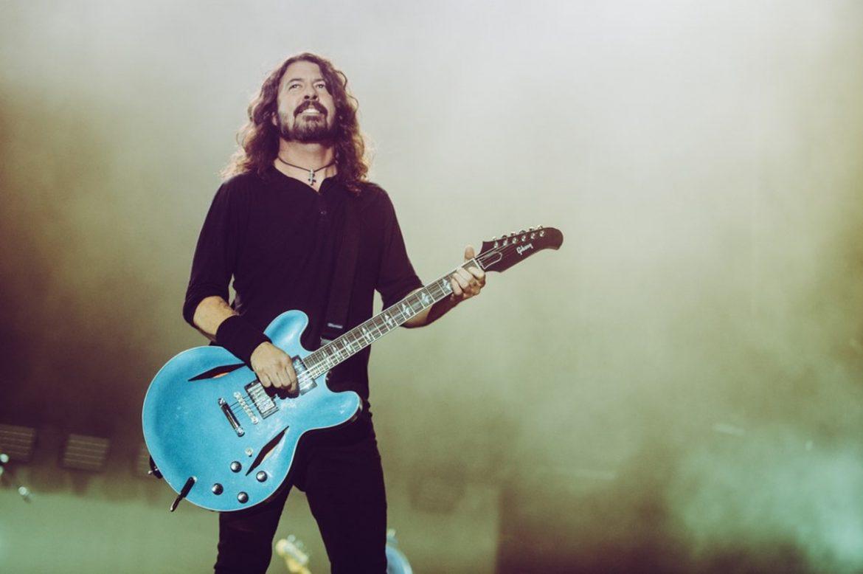 Dave Grohl wystąpił z Guns N' Roses
