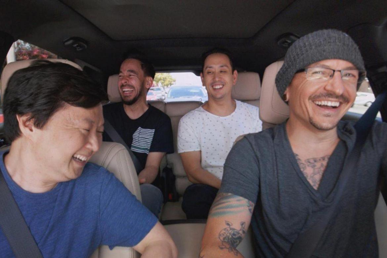 """Zobacz """"Carpool Karaoke"""" z udziałem Linkin Park"""