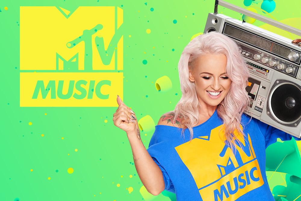 VIVA Polska zamieniła się w MTV Music