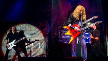 Megadeth wznowił albumy z początku wieku