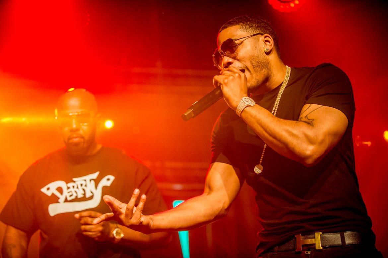Nelly wystąpił w Warszawie – zobacz zdjęcia