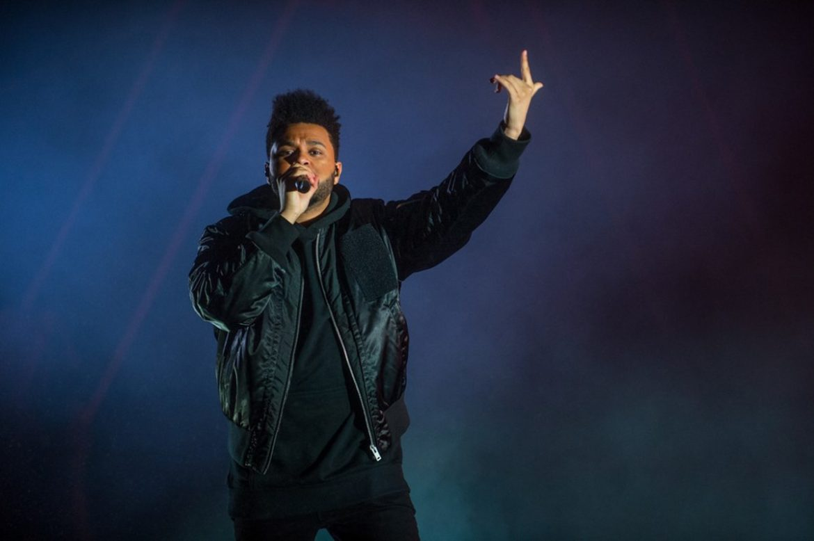 "The Weeknd i Kendrick Lamar promują ""Black Panther"""