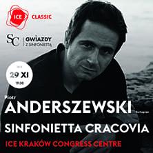 Piotr Anderszewski i Sinfonietta Cracovia