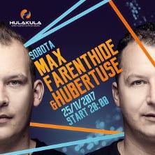 Max Farenthide & Hubertuse
