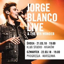 Jorge Blanco LIVE & The 8th Wonder