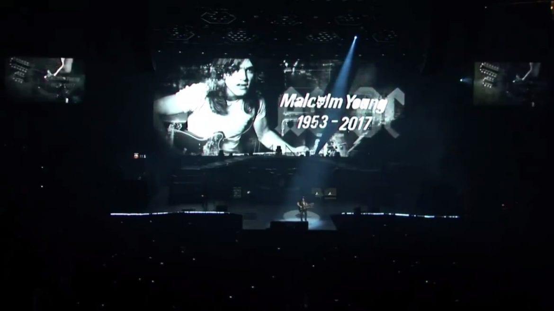 Guns N' Roses i Foo Fighters żegnają Malcolma Younga