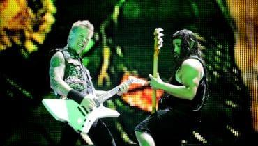Metallica współpracuje z kultową marką odzieżową