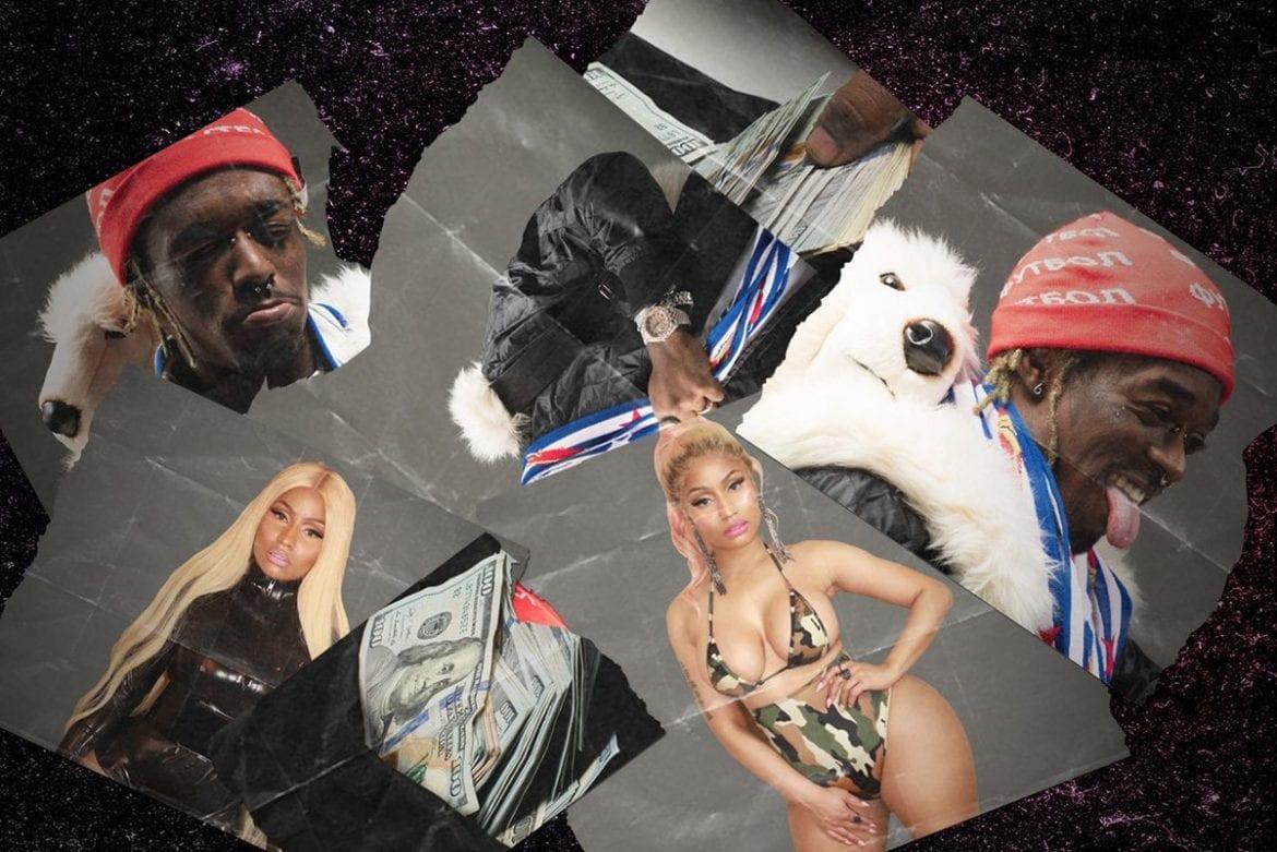 Nicki Minaj dołącza do Lil Uzi Verta