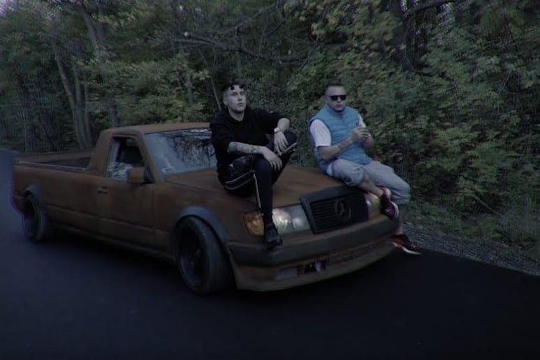 Borixon w nowym klipie ReTo