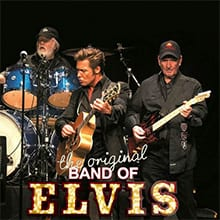 TCB BAND – The Original Band of Elvis