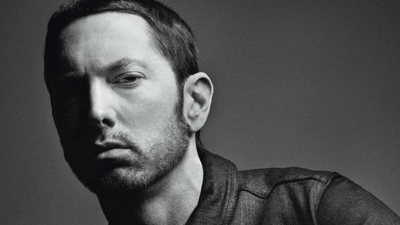 Eminem na drugim miejscu w rankingu wszech czasów