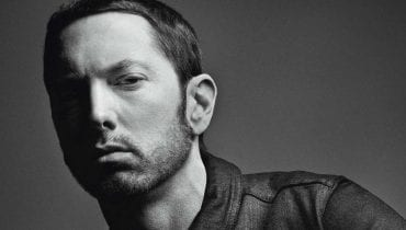 Eminem królem selfie wśród muzyków