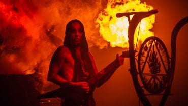 Behemoth zrobił świetny dowcip grupie Lamb Of God