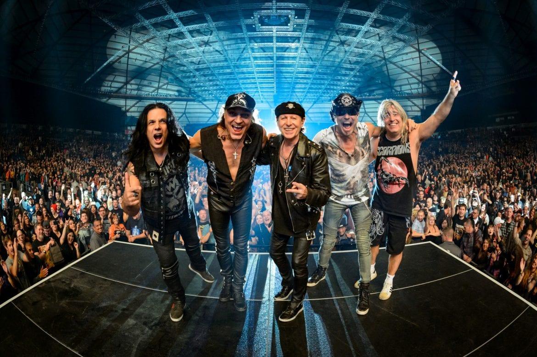 Scorpions zagrali dla Kory (wideo)