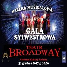 Gala Sylwestrowa Teatru Broadway