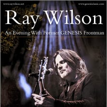 Ray Wilson – Time And Distance Acoustic Tour