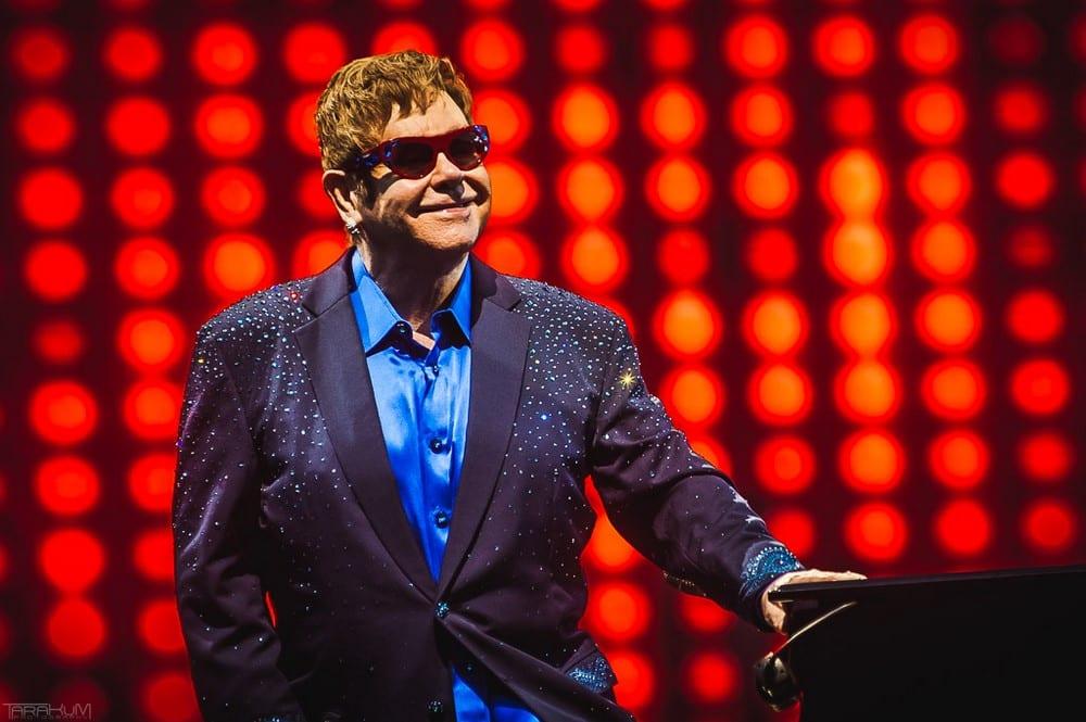 Elton John wziął udział w hip-hopowej bitwie