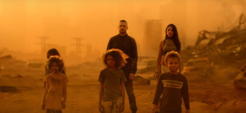 Zaangażowany klip Justina Timberlake'a
