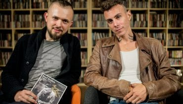 THE INTERVIEW: Albert Kowalczyk vs Asaf Avidan