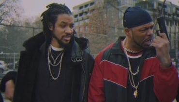 Method Man w parodii kultowego serialu z lat 90.