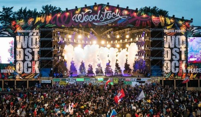 Przystanek Woodstock z kolejną zagraniczną gwiazdą