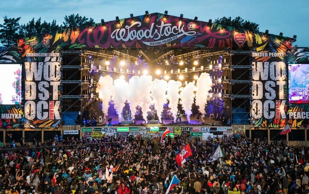 Pol'and'Rock: nowi goście na festiwalu