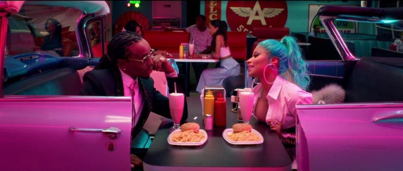 Quavo z Migos i Nicki Minaj we wspólnym klipie