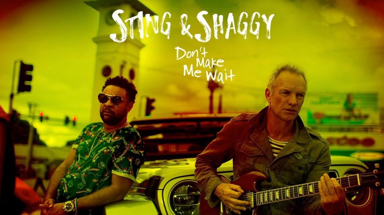 Sting i Shaggy prezentują wspólny utwór