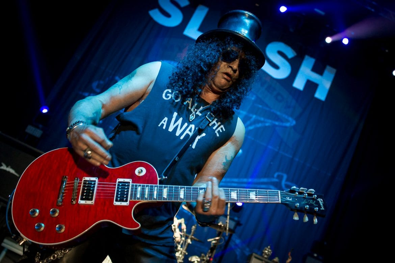 Kulisy powrotu Slasha do Guns N' Roses