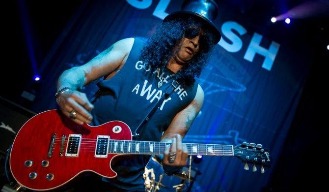 Slash zapowiedział nową płytę
