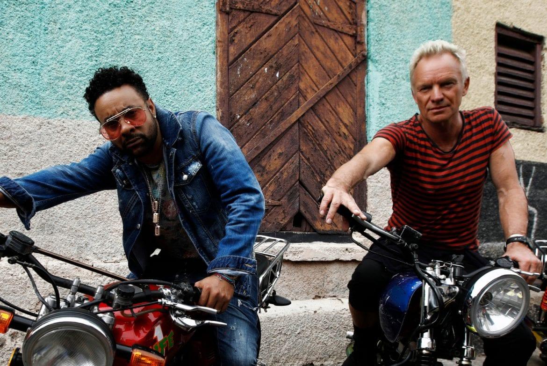 Sting i Shaggy z kolejnym utworem
