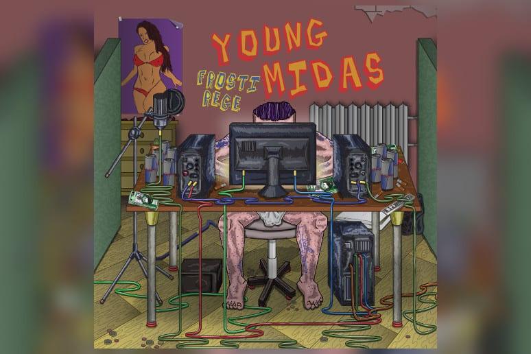 "Frosti Rege – ""Young Midas"" – singiel, okładka, tracklista, preorder"