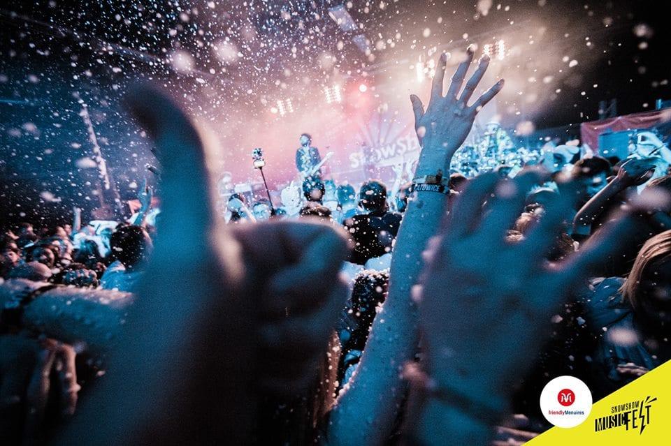 Sokół, Mrozu i inni na SnowShow Music Fest