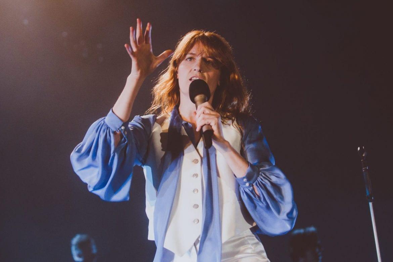 Florence + The Machine z nowym singlem w brytyjskiej telewizji