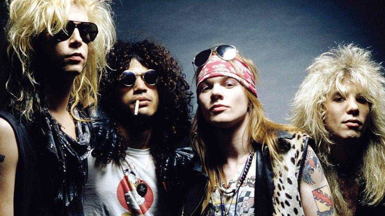 49 niepublikowanych nagrań Guns N' Roses ujrzy światło dzienne
