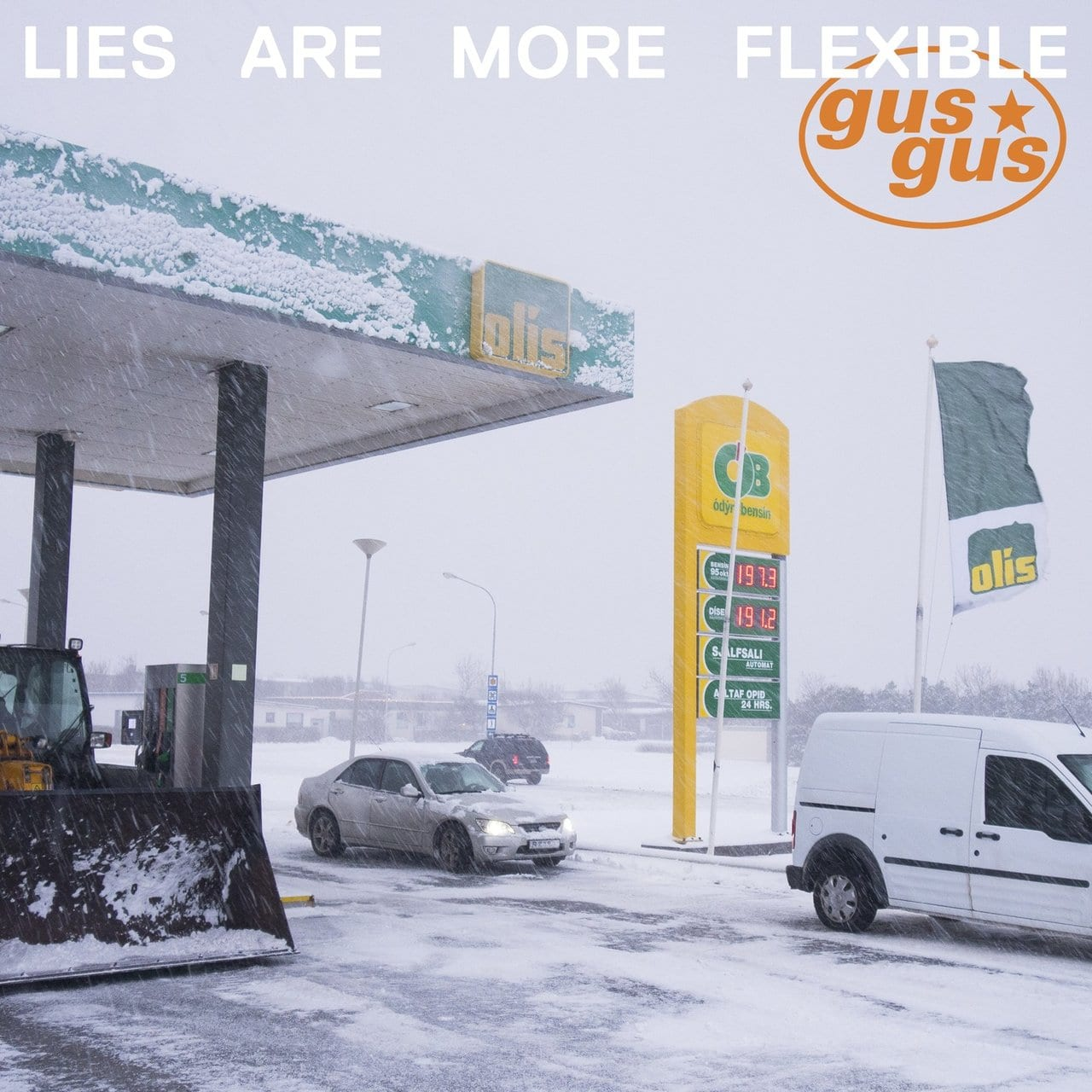 "GusGus – ""Lies Are More Flexible"""