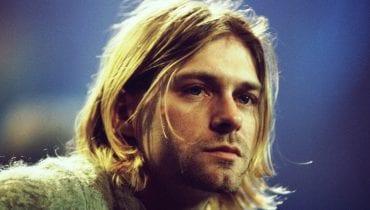 Nieznane nagranie Kurta Cobaina z córką