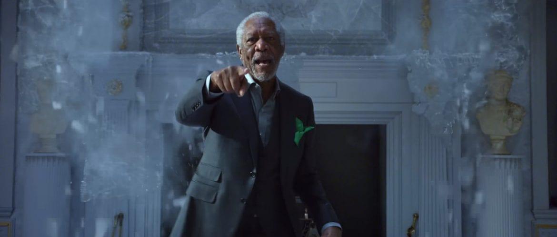 Morgan Freeman rapuje głosem Missy Elliott (wideo)