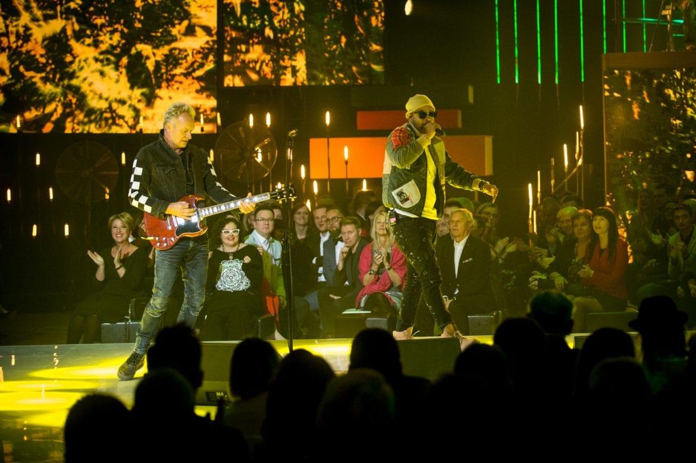 Sting i Shaggy wystąpili na urodzinach Elżbiety II