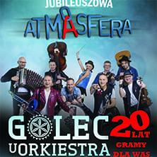 Jubileuszowa ATMASFERA GOLEC uORKIESTRA 20 lat