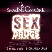 SpeakingConcert – Sex, drugs and classic