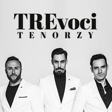 TRE VOCI – THE TENORS!