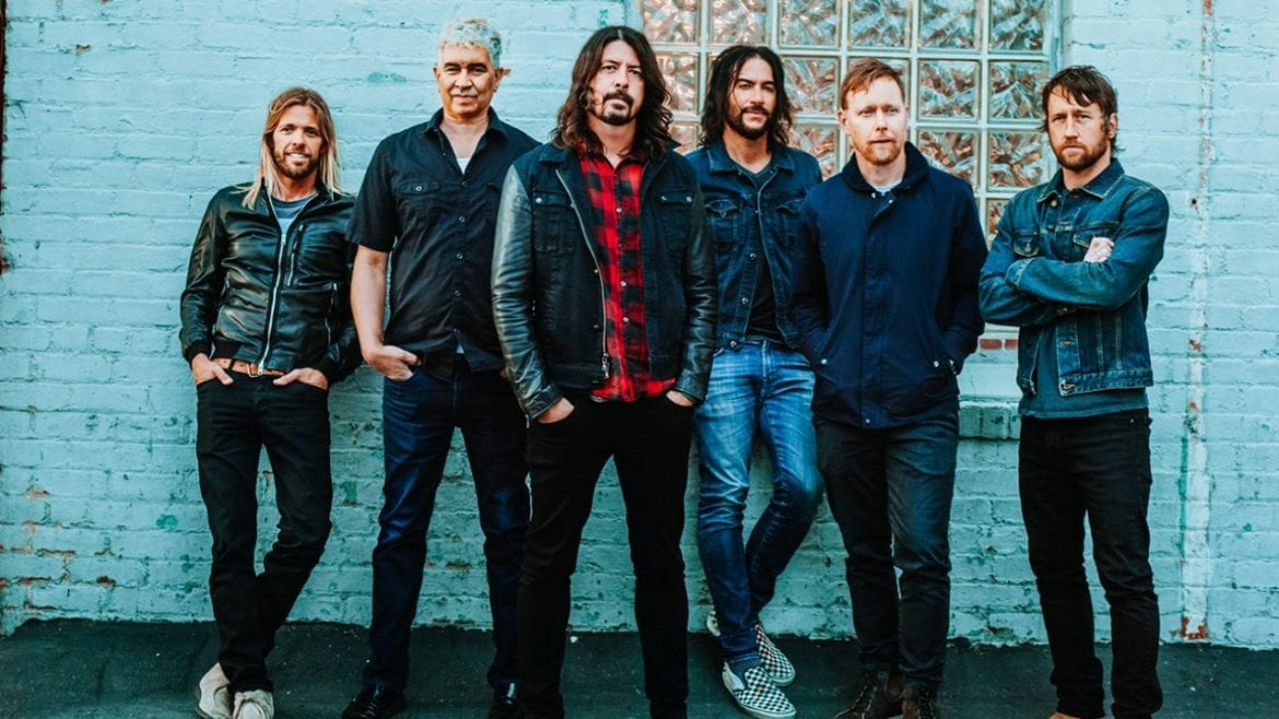 Foo Fighters łączą Johna Lennona z Van Halen (wideo)