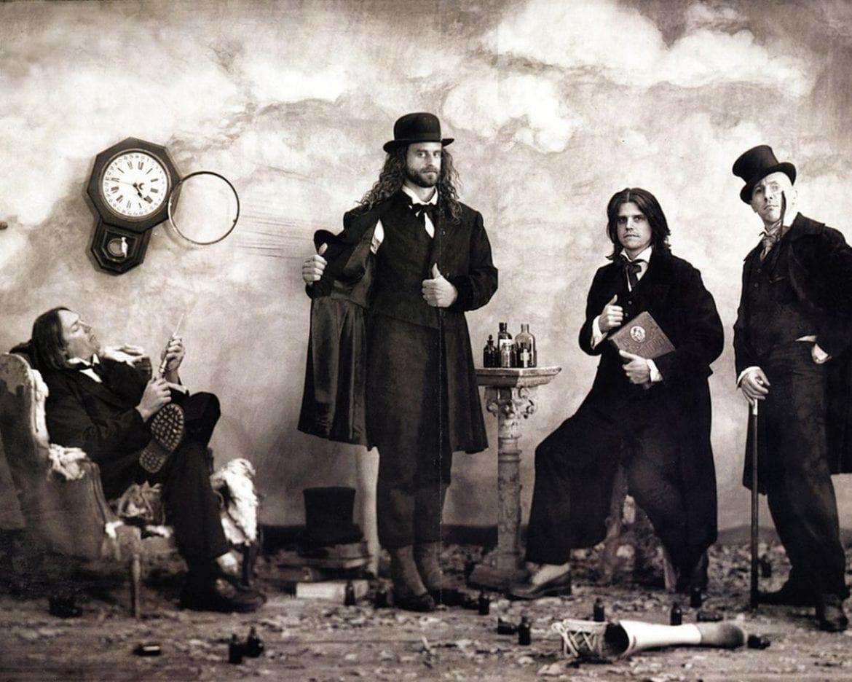 Muzycy Toola z promują album w bardzo oryginalny sposób