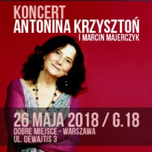 Antonina Krzysztoń i Marcin Majerczyk