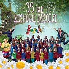 35 lat zespołu Fasolki