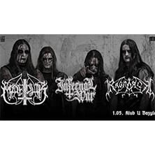 Marduk / Infernal War / Ragnarok