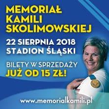Memoriał Kamili Skolimowskiej