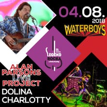 Alan Parsons LIVE Project & The Waterboys