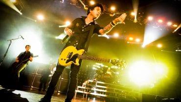Lider Green Day prezentuje nowy zespół